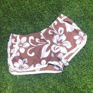 🌺 Vintage Roxy Swim Shorts